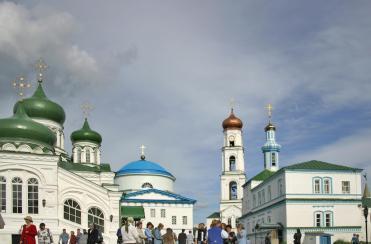 Свияжск + Раифский м-рь + Храм Всех Религий